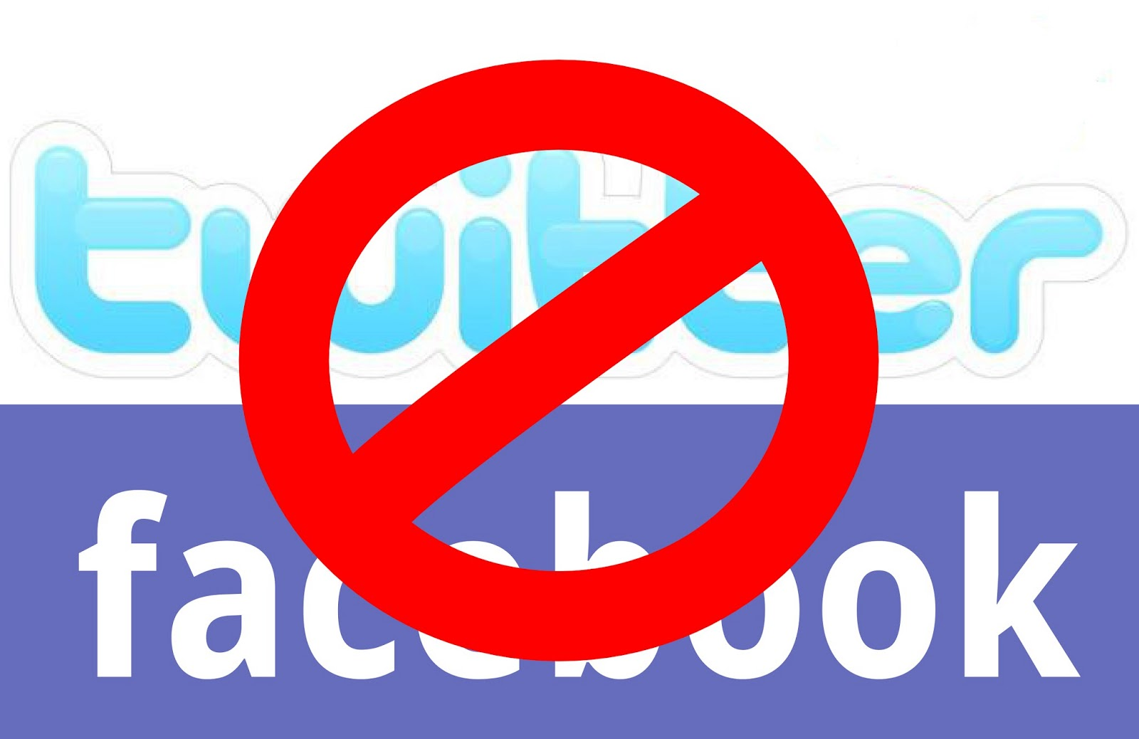 Turkish authorities have blocked Facebook and Twitter because of the terrorist attack 03/13/2016 40