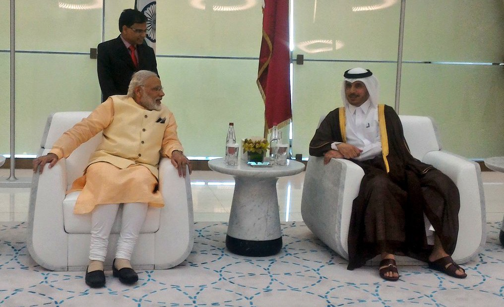 23 Indian Prisoners will return to their home - India from Qatar