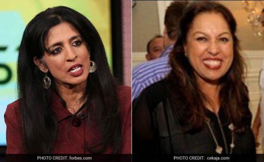 2 Indian-Origin Women In Forbes Self-Made American Women List