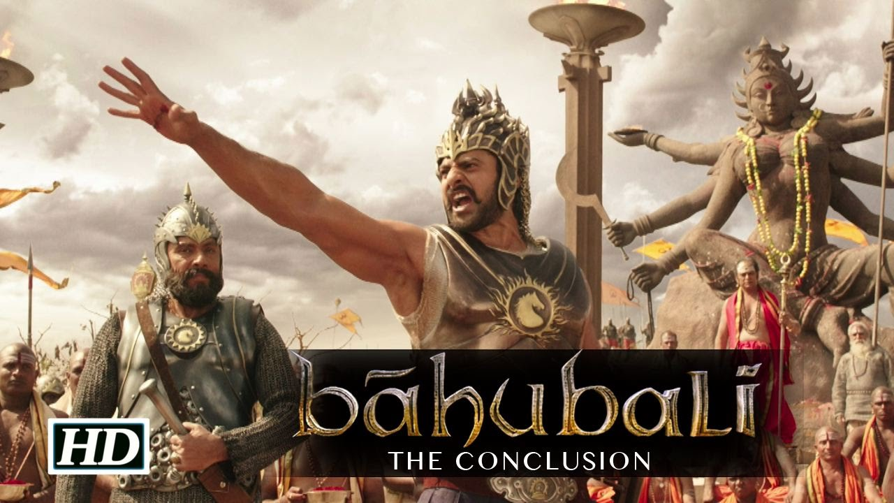 bahubali: the conclusion movie's climax scene alone to cost rs 30