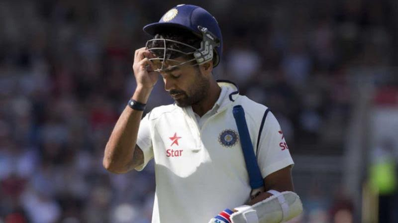 Opener Murali Vijay out of 2nd Test against West Indies due to injury