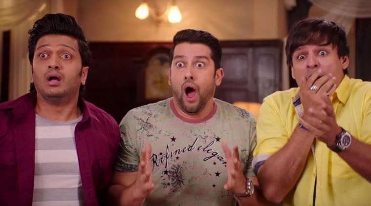 'Great Grand Masti' Released today, 15th July