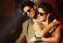 kala chasma movie song launch , baar baar dekho song , kaitrina kaif, sidharth malhotra
