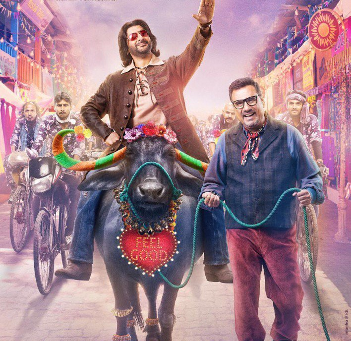 """First poster of """"The legend of Michael Mishra"""" released"""