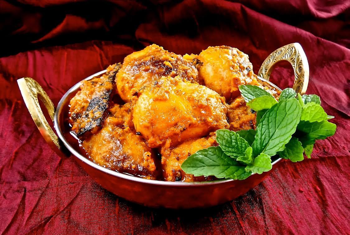 Make Restaurant style dam aloo at home