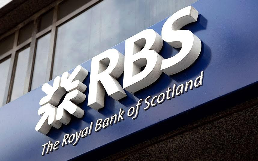 RBS bank will close its 6 branches across India