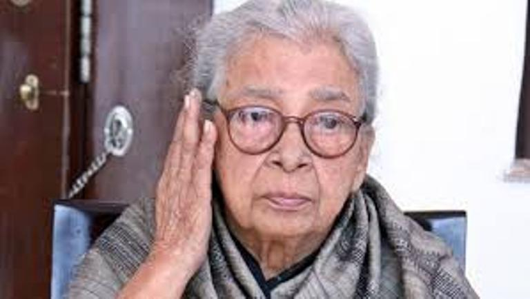 Eminent writer Mahasweta Devi dies at the age 90