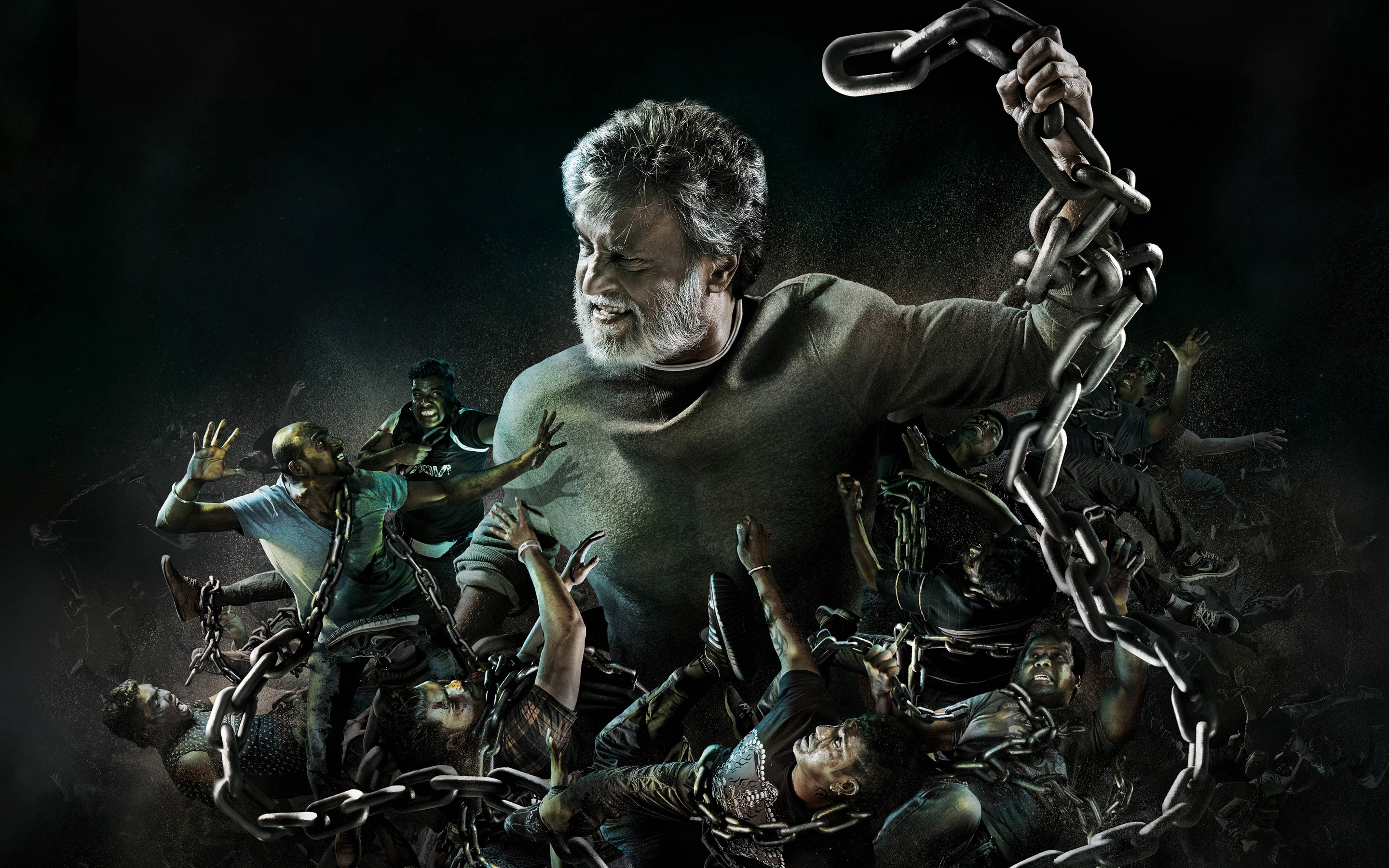 Superstar Rajni's much awaited Kabali releases today