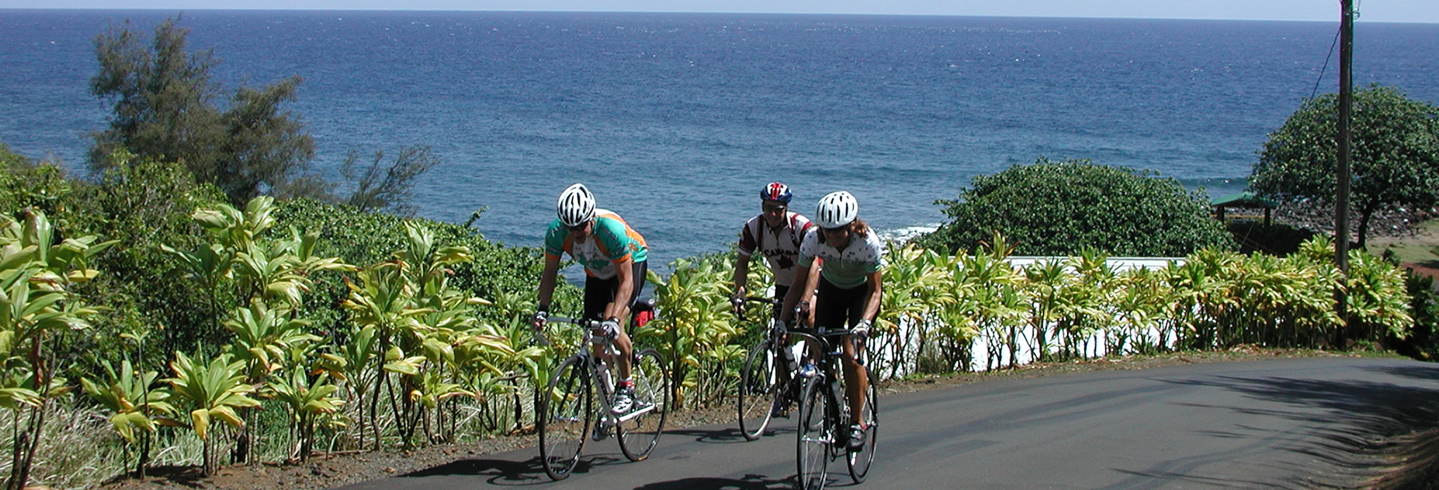 Have you ever enjoy cycling tour?