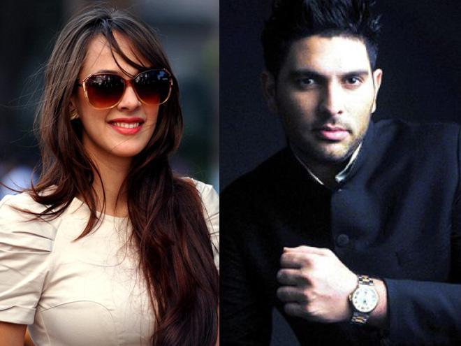 Yuvraj Singh and Hezel Keech will marry in December