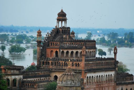 Lucknow Residency