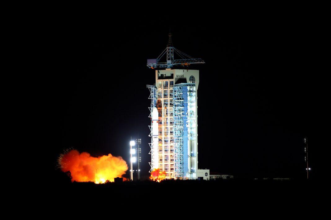 quantum communication satellite