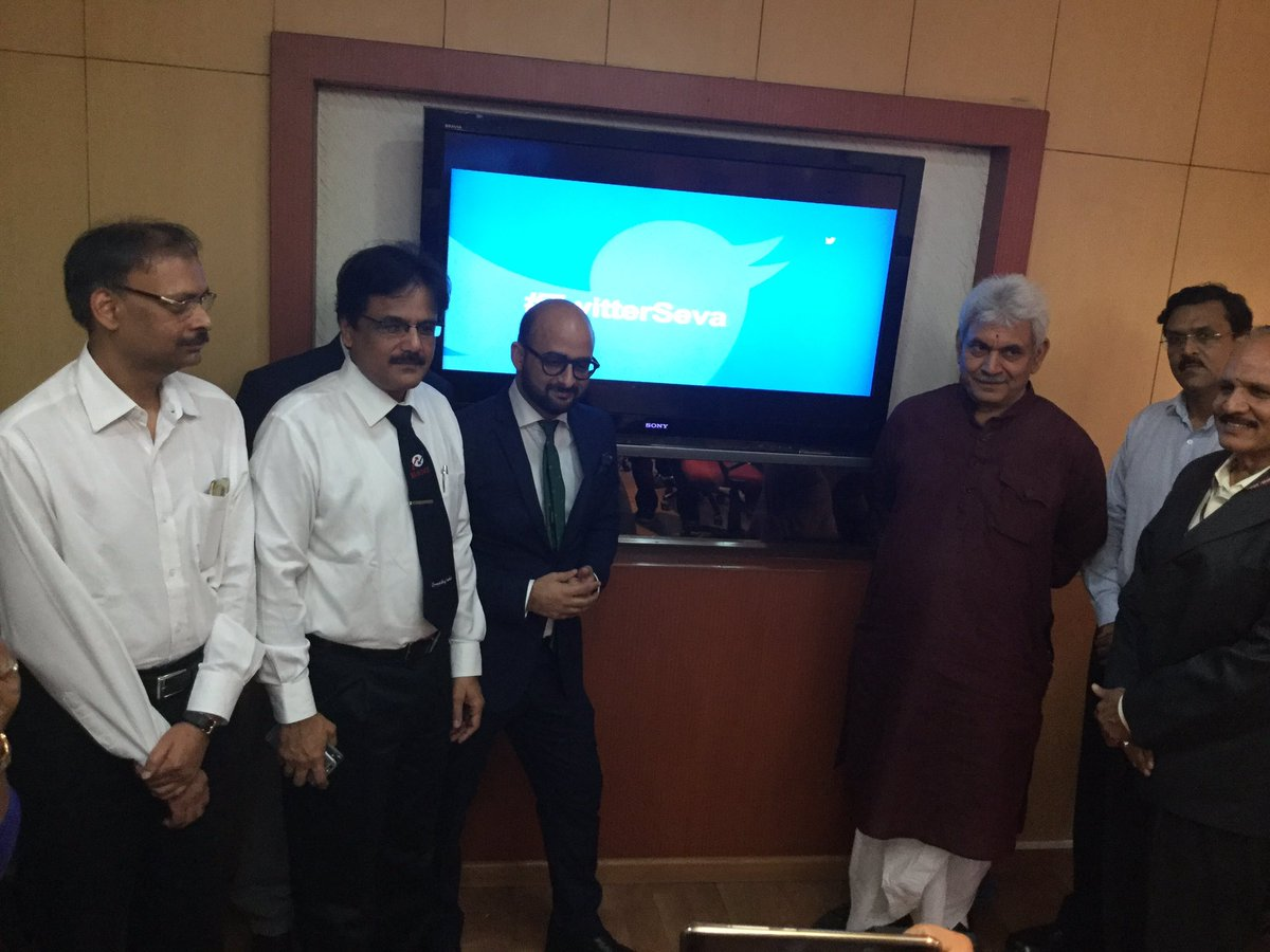 Twitter Sewa launched to address the complaints of telecom sector