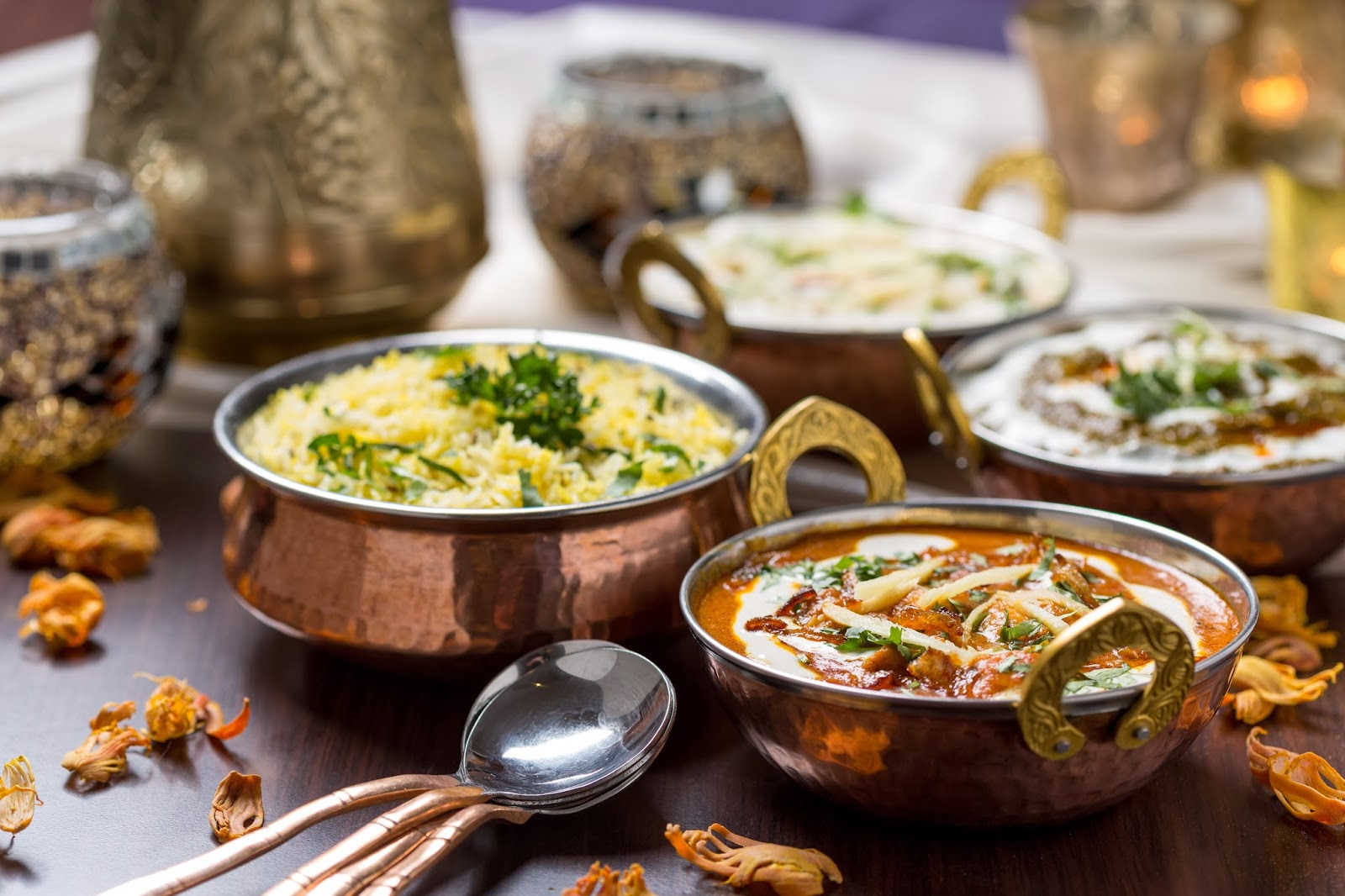 A quiet Mughlai outlet in chaotic Jamia Nagar