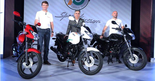 Hero MotoCorp launches premium bike Achiever 150