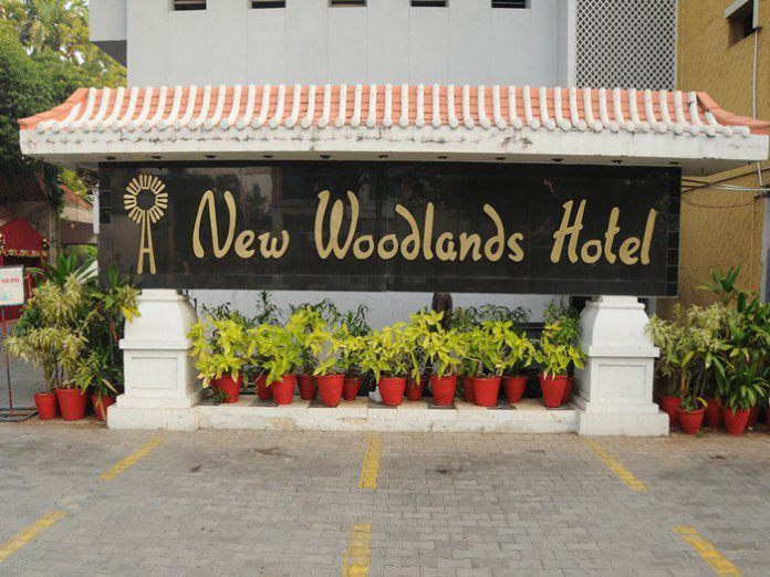New Woodlands Hotel
