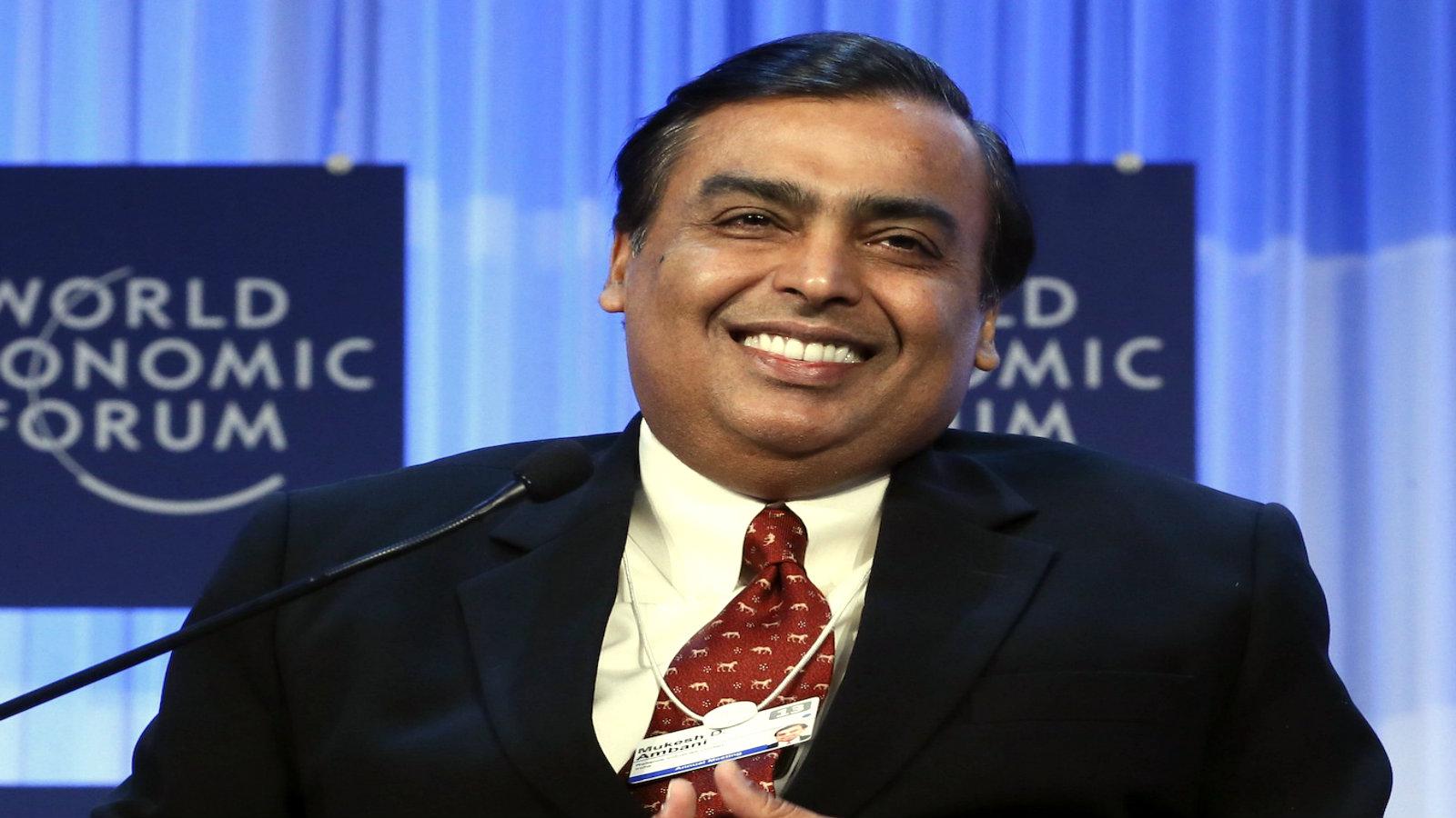Billionaire Mukesh Ambani richest Indian for ninth year: Forbes