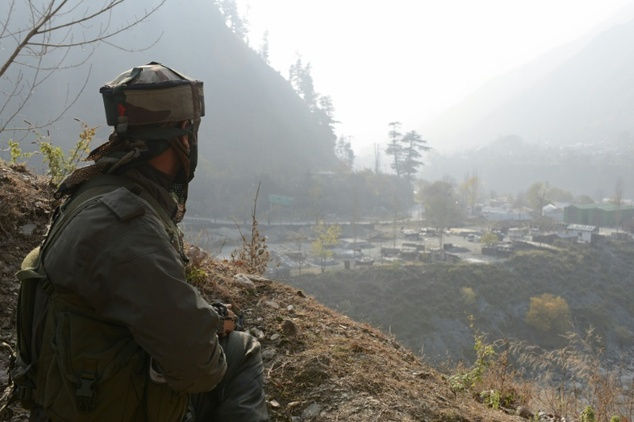 Are Pakistan militant camps at striking distance from India?