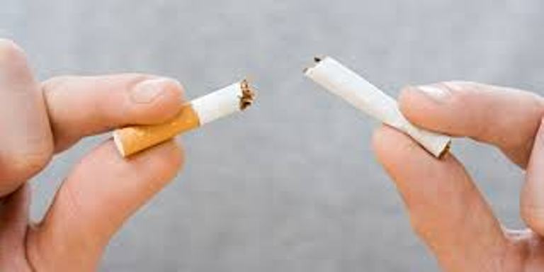 Smoking can cut your food intake