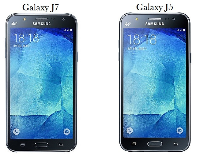 Samsung Launches 2 New J Series Smartphones