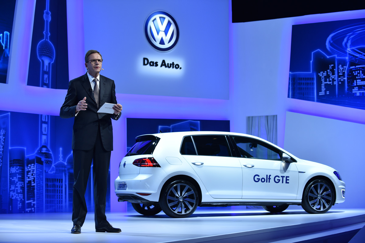 Volkswagen to introduce new energy vehicle models in China