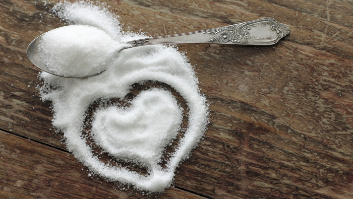 Can added sugar in diet cause heart attack?