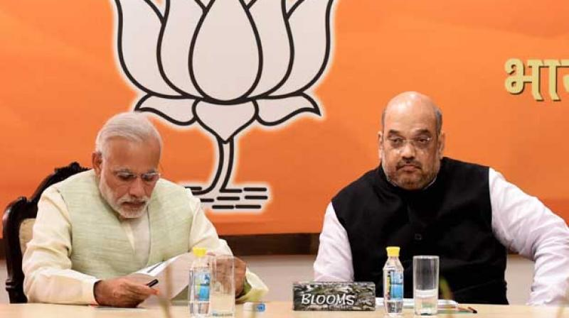 Modi tells BJP MPs, MLAs to submit bank transaction details