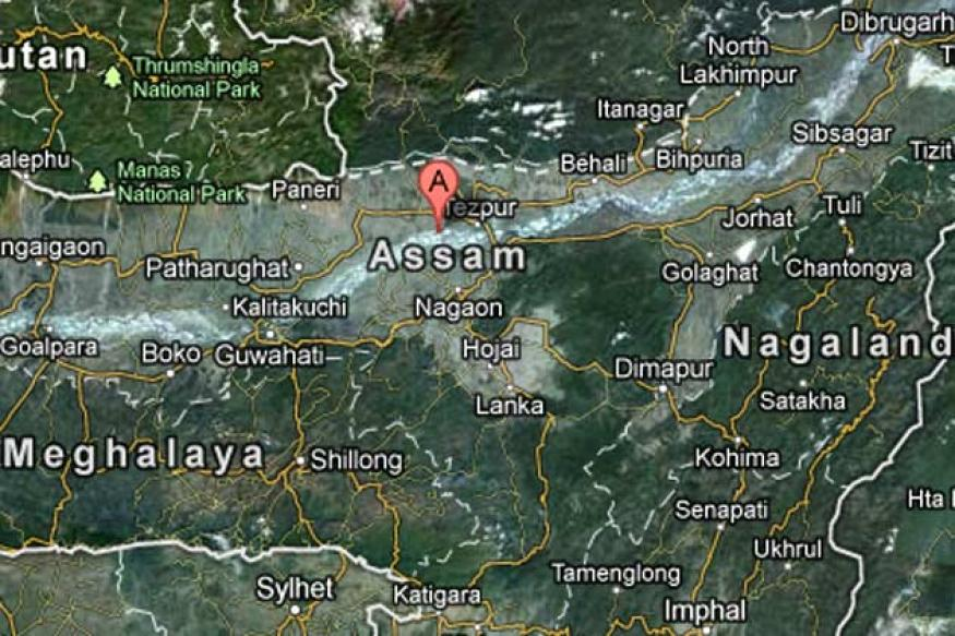 the assam earthquake Earthquake history much of assam lies in the bramaputra river valley, except for a few southern districts the northern and eastern parts of this valley are.