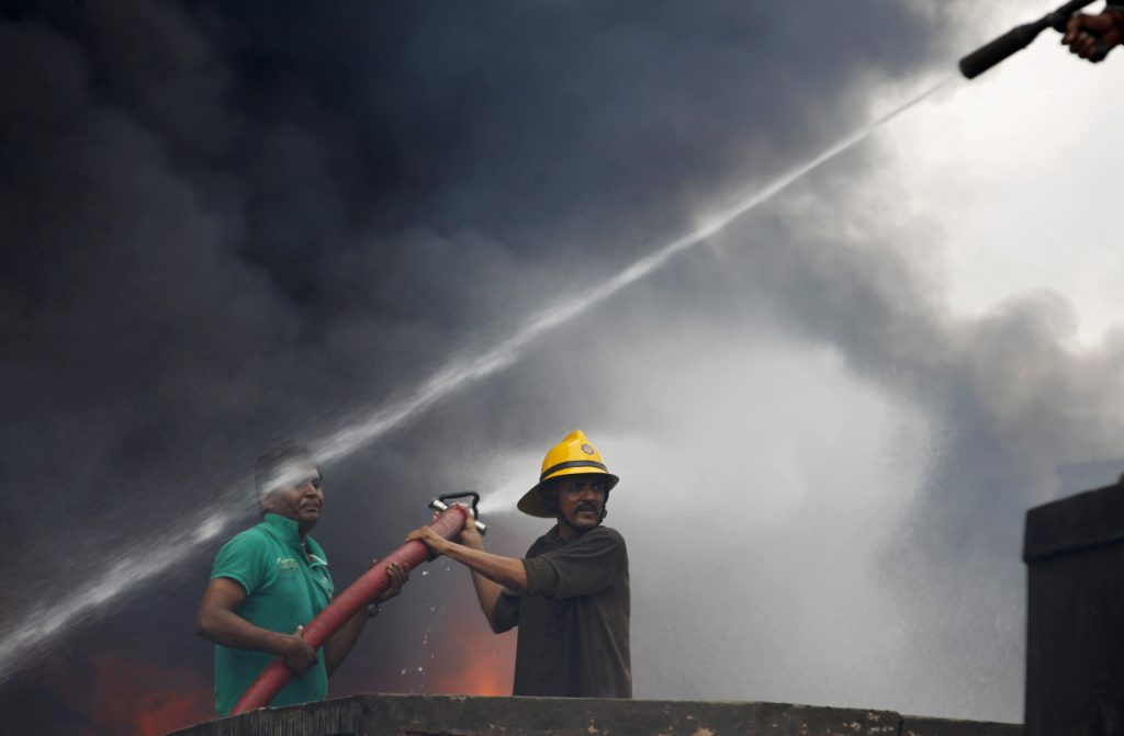 fire-fighters