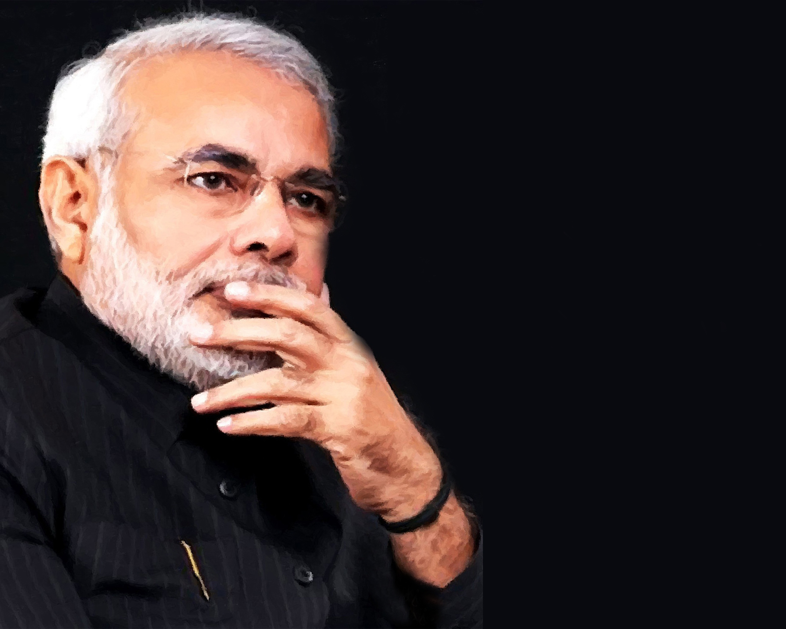 Technology to soon play big role in agriculture: Modi