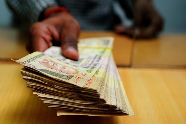 Important information regarding cash deposit