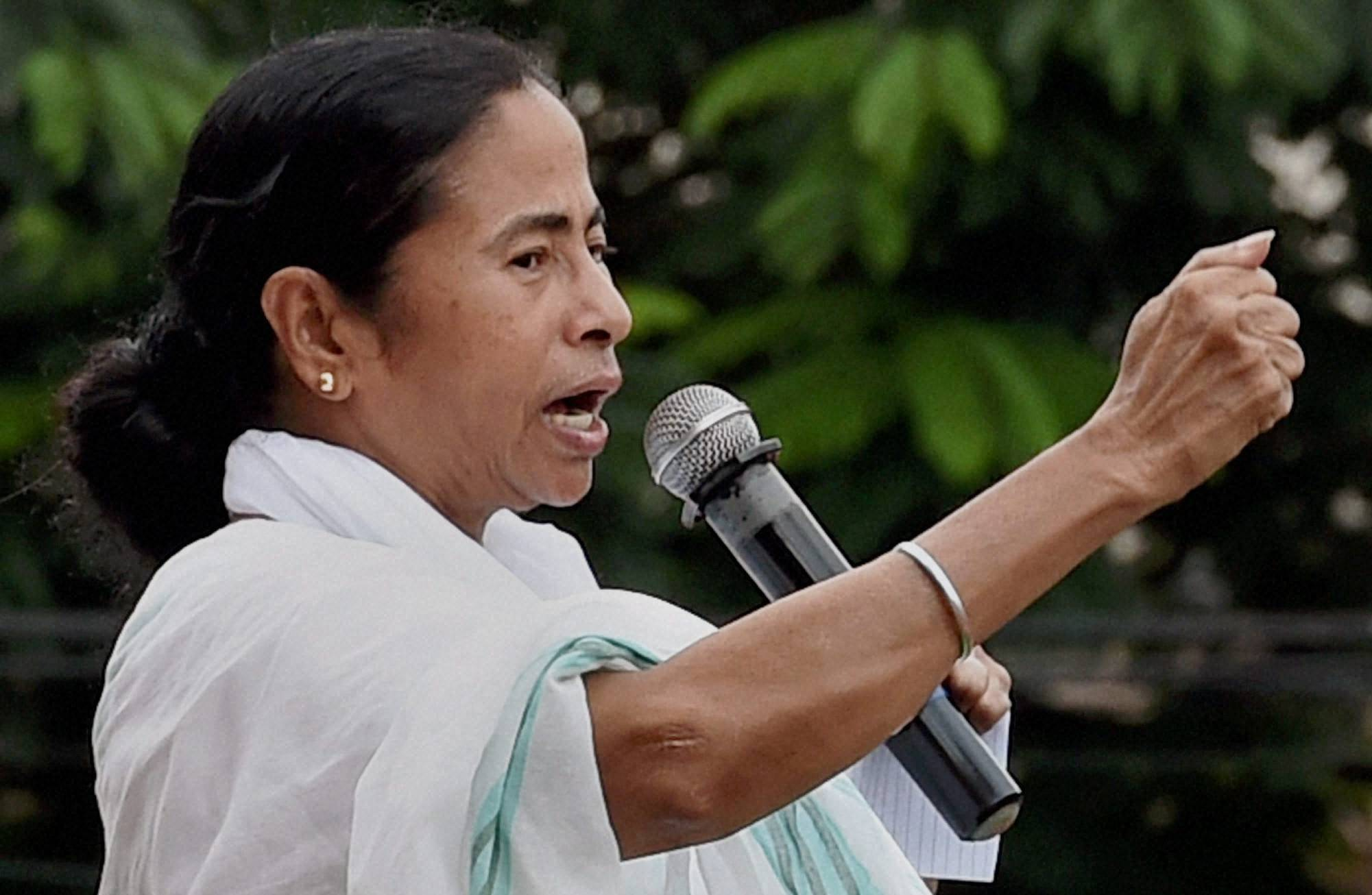 RBI officials face Mamata's ire on demonetisation