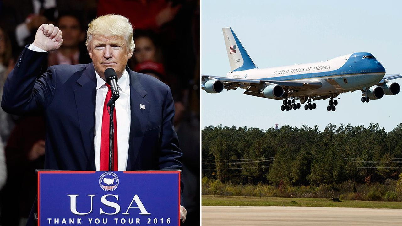 White House defends new Air Force One deal after Trump's attack on expense