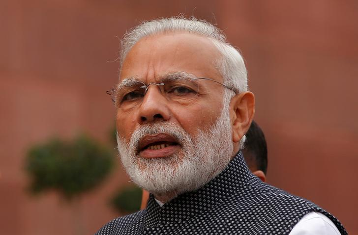 Modi inaugurates country's first Indian Institute of Skills