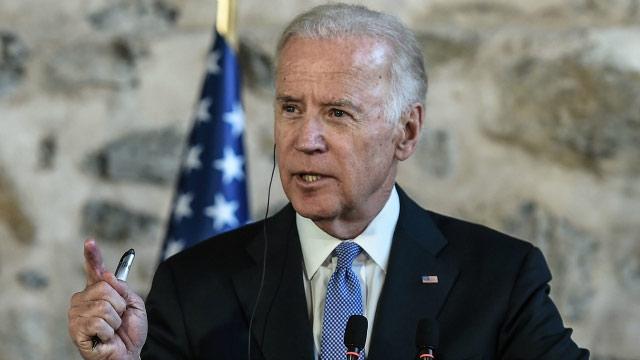Joe Biden hints at US presidential run in 2020