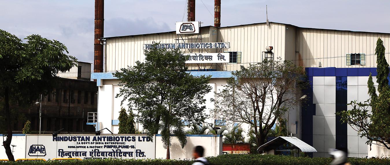 Cabinet approves sale of surplus land of Hindustan Anti-biotics