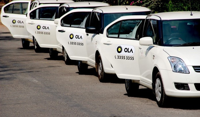 Ola to invest Rs 100 cr to skill 100,000 drivers in India
