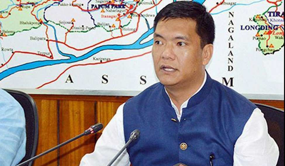 BJP says it is our government in Arunachal