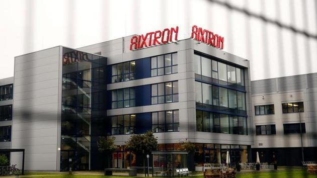 Obama blocks Chinese firms' takeover of Aixtron's US business