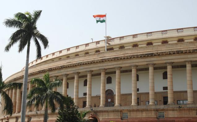 Centre's 2015-16 expenditure report presented in parliament