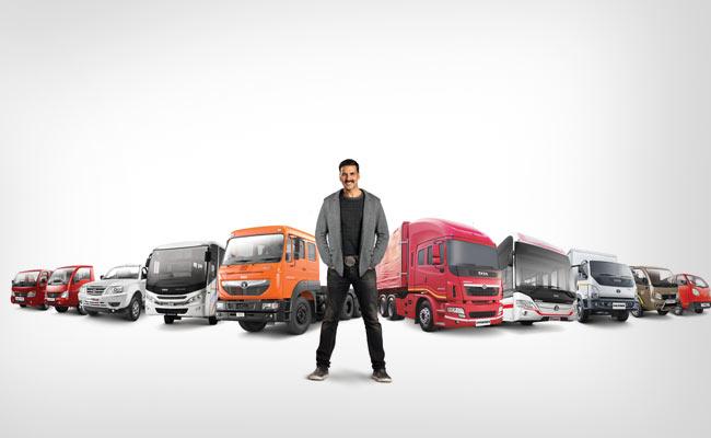 Akshay to endorse Tata Motors' commercial vehicles