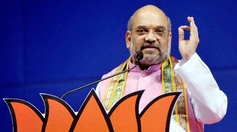 By year-end, India wont have black money: Amit Shah