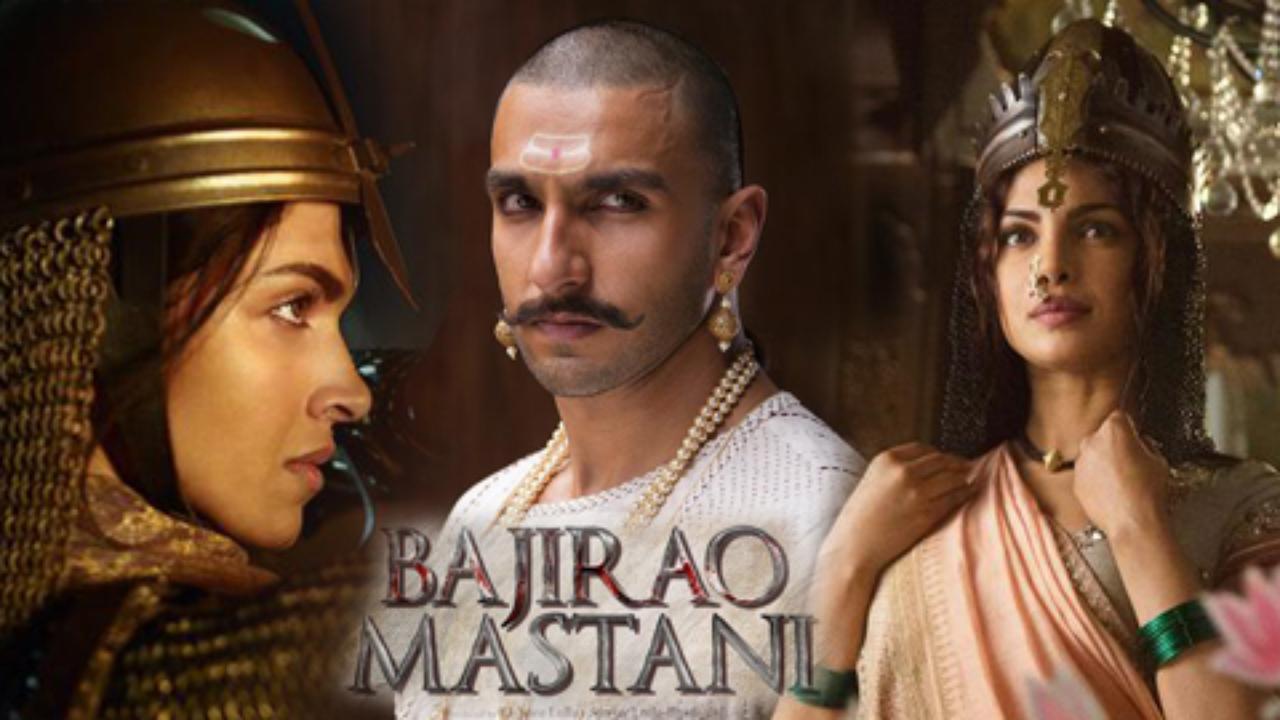 Bajirao Mastani' changed my life forever: Ranveer Singh
