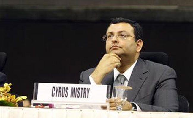 Tata Industries removes Mistry as a Director