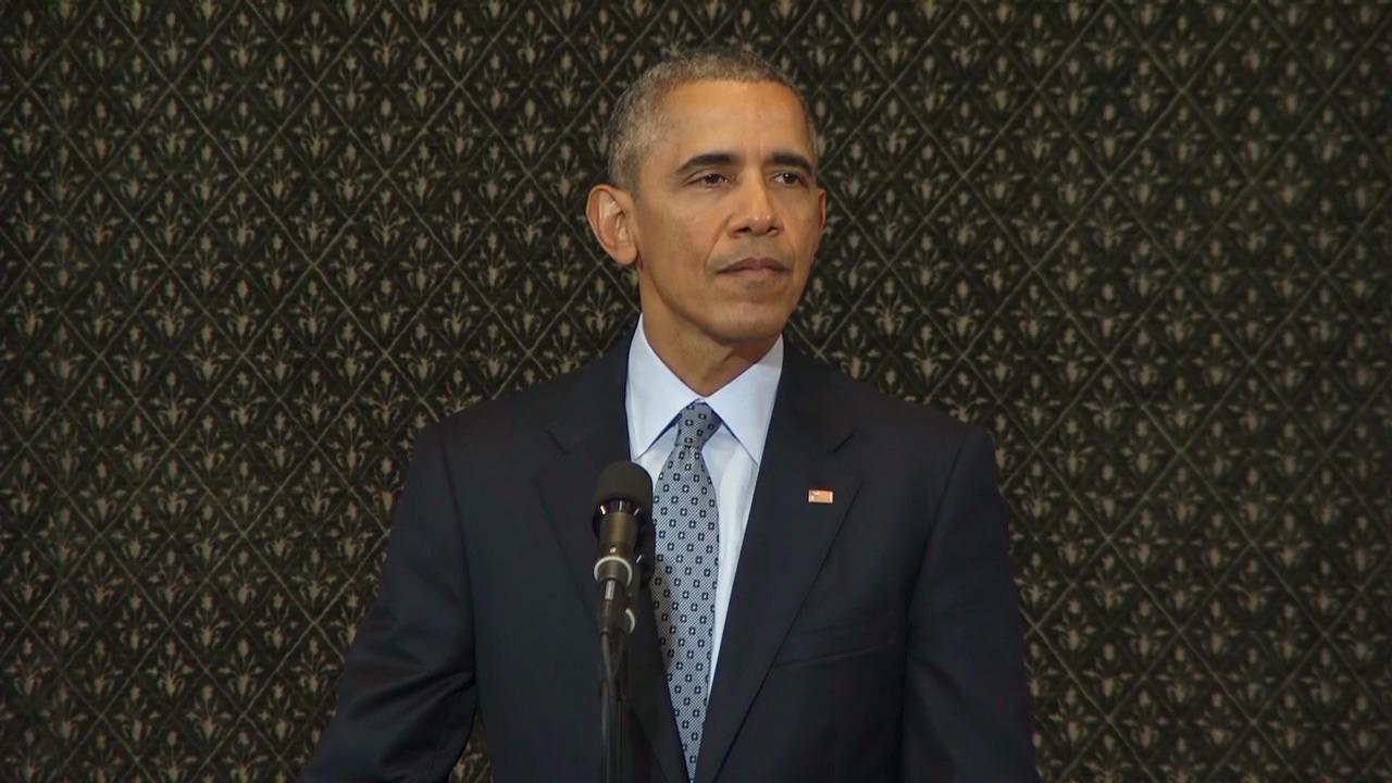 Obama planning farewell speech in Chicago next month