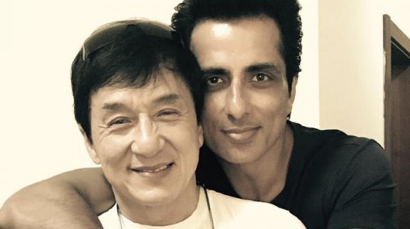 Jackie Chan taught me how to stay grounded, says Sonu Sood