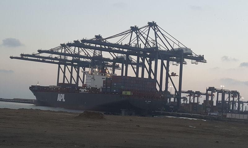 Pakistan's biggest port starts test operations