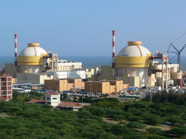 50% Indian contribution in design of Kudankulam units 5-6