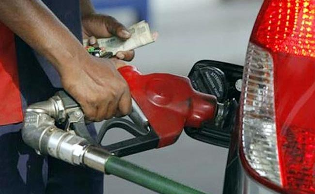Petrol price hiked by Rs 2.21 a litre, diesel by Rs 1.79