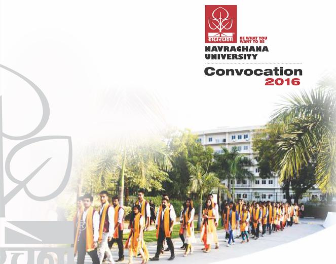 Navrachana University fourth convocation on Saturday